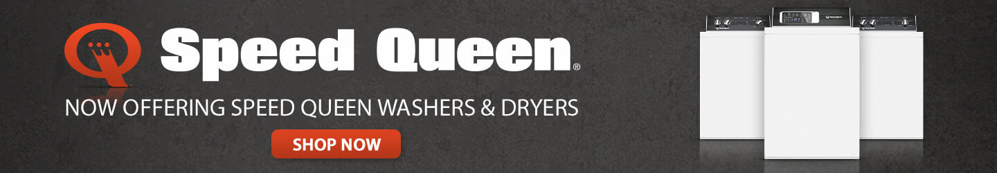 Speed Queen Washers and Dryers now available!